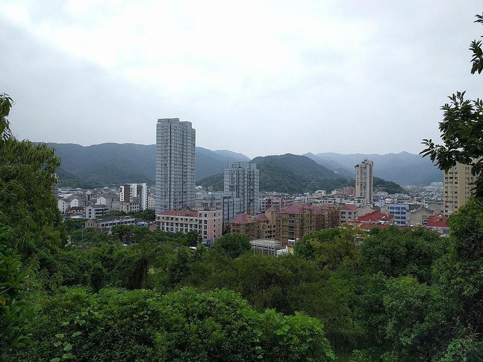 温岭城市一景-1