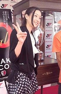 Rika Adachi Japanese tarento and actress