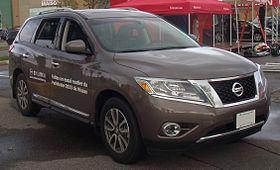 13 Nissan Pathfinder Jpg