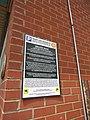 -2019-07-08 Parking Sign, Miller's Walk, Fakenham.JPG