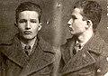 007 Ceausescu mug shot Targoviste police 1936.jpg