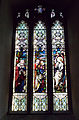 012 Stoke Rochford Ss Andrew & Mary, interior - south aisle south wall west window.jpg