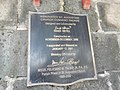 0130Church of Baliuag historical markers, information signs and commemorative plaques 01.jpg