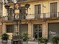 036 Plaça de Sant Pere, amb la font modernista.jpg