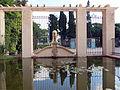 057 Parc municipal de Can Lluch (Gavà), font del Lleó.JPG