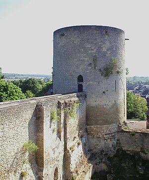 Château de Gisors - Gisor's 13th-century keep
