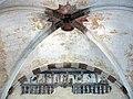095 Sant Jeroni de la Murtra, refetor, volta i pintura mural.JPG