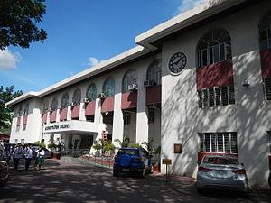 Tarlac State University - The Ninoy Aquino Hall located at the Main Campus