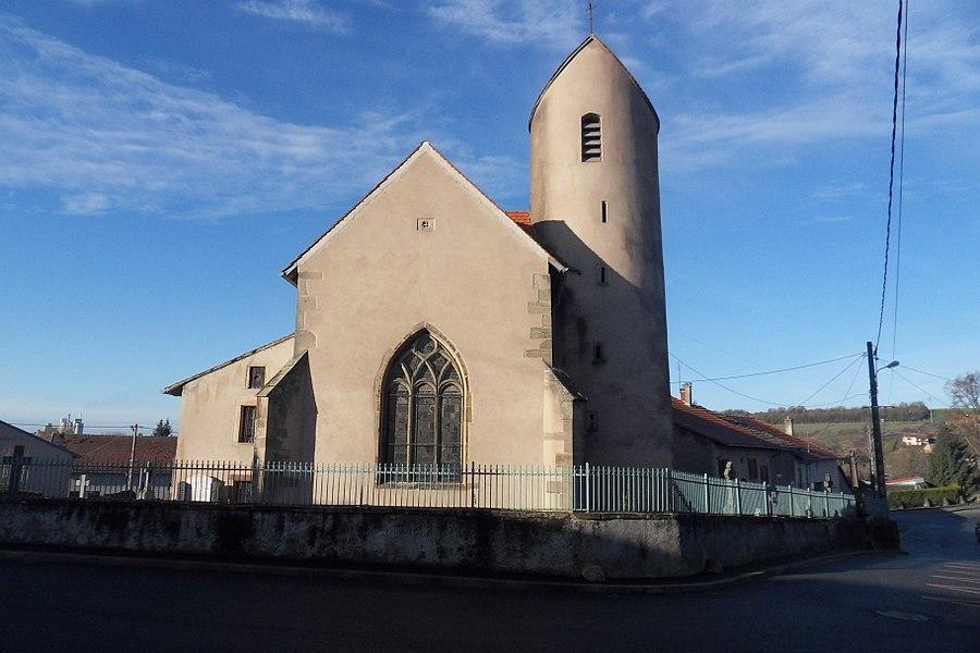 Église Saint-Remi de Xouaxange