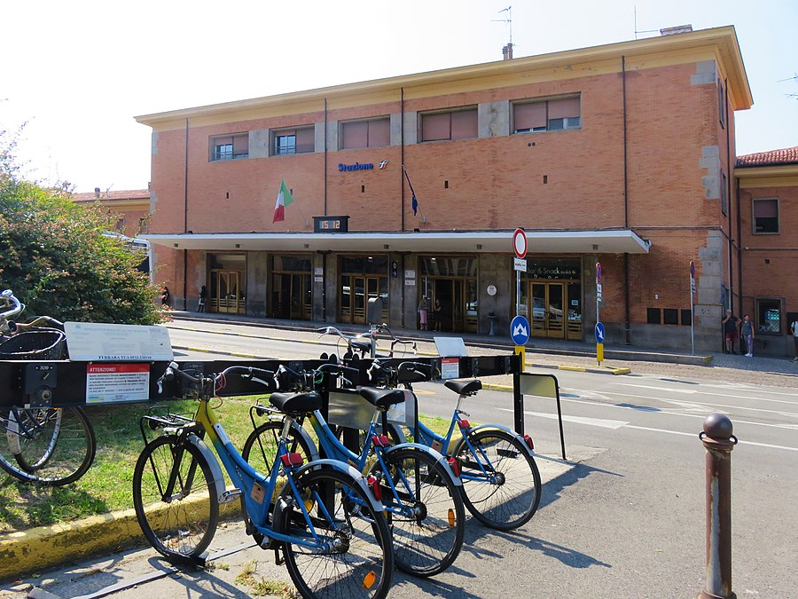 Ferrara railway station