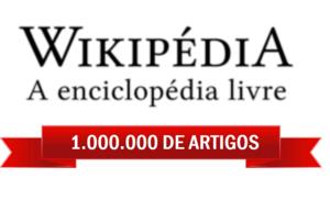 Wikipedia, a enciclopédia livre – 1.000.000 de artigos