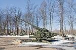 100-мм зенитная пушка КСМ-65. Музей техники Вадима Задорожного.jpg