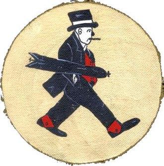 George McManus - Image: 11th Aero Squadron Emblem