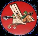 11th Troop Carrier Squadron - Emblem