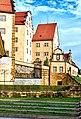 130 Meter über der Stadt Lauchheim liegt Schloss Kapfenburg. 09.jpg