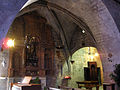 135 Església de Santa Maria, nau esquerra, retaule de la Puríssima.jpg