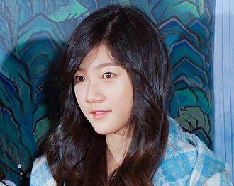 Kim Sae-ron - In February 2014