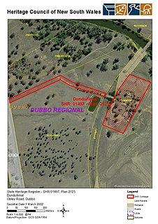Dundullimal Homestead human settlement in Australia