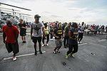 15th MEU Marines, Sailors enjoy an afternoon at steel beach 150604-M-TJ275-219.jpg