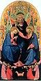 16 Nicolo di Pietro. Coronation of The Virgin. Accademia dei Concordi, Rovigo.jpg