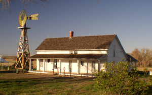Seventeen Mile House - Image: 17 Mile House (view 2)