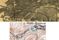 1839 Tapeworm Railroad and Nichols Gap Road at Toms Creek Gap.png
