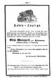 1864-06-30 Todes-Anzeige Elise Weinzierl (Ingolstädter Tagblatt).png