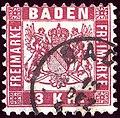 1868 3kr Baden circle Baden Mi24.jpg