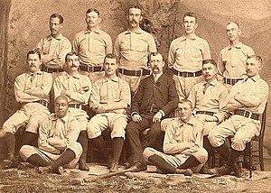 Syracuse Stars (minor league baseball) - 1888 Syracuse Stars