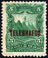 1893 5c Nicaragua Telegraph stamp.jpg