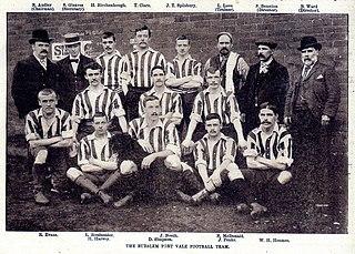 1898–99 Burslem Port Vale F.C. season Burslem Port Vale 1898–99 football season