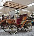 1898 Benz Vis-a-vis Type Velo 1050cc 1,5cv 20kmh (inv 1517) photo 3.JPG