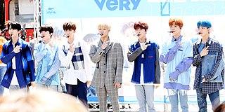 Verivery South Korean boy band