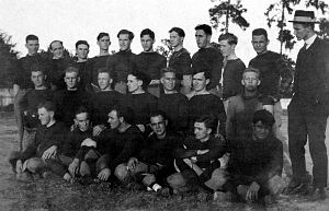 1915 Florida Gators football team - Florida Gators c. 1915