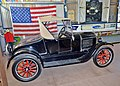 1926 Ford Model T, National Road Transport Hall of Fame, 2015 (02).JPG