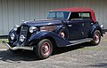 1935 Auburn 851 Salon Phaeton Sedan, front left.jpg