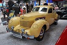 Cord Automobile Wikipedia