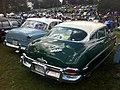 1953 Hudson Hornet and 1954 Hudson Jet Liner Rockville Show 2014.jpg