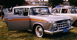 Rambler Rebel (1957)