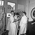 1958 visite d'une délégation INRA au Haras du Pin Cliché Jean Joseph Weber-48.jpg
