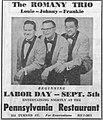 1960 - Pennsylvania Restraunt - 4 Oct MC - Allentown PA.jpg