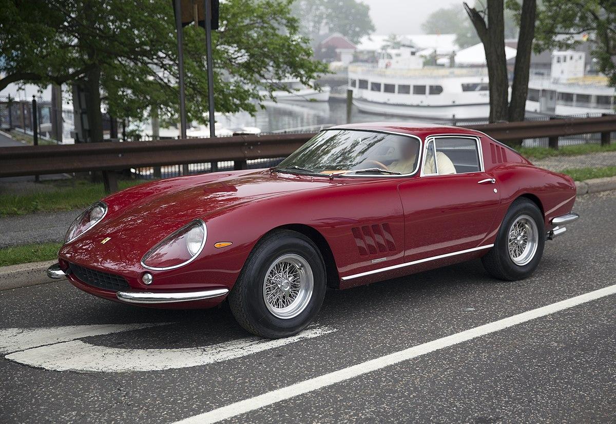 Ferrari 275 Wikipedia
