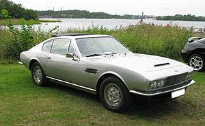 Aston Martin DBS - 1970 Aston Martin DBS V8