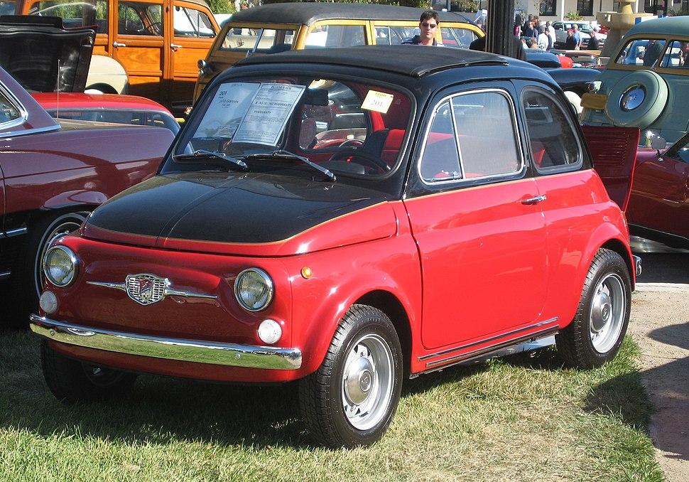 1970 Giannini 500
