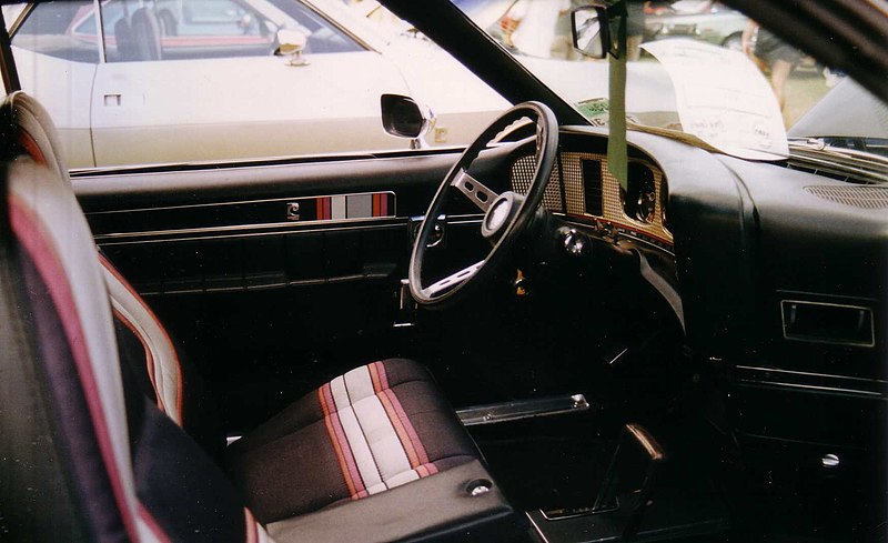 File 1972 amc javelin with pierre cardin interior jpg for Pierre cardin ropa interior