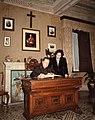 1981 Diciembre, 20. Visita a la casa natal de SS Juan XXIII en Sotto il Monte, Bérgamo, Italia.jpg