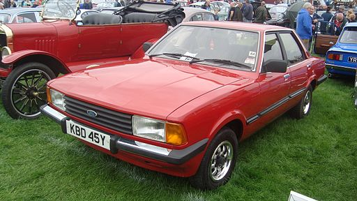 1982 Ford Cortina 1.6 GL (14105290055)