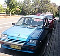 1986 Holden Barina (ML) hatchback (16068387682).jpg