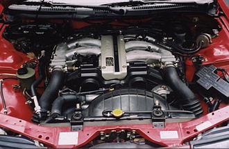 Nissan VG engine - VG30DE