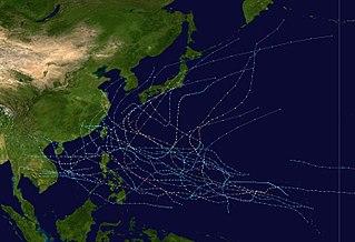 1990 Pacific typhoon season typhoon season in the Pacific Ocean